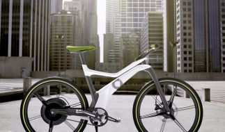Elektrofahrrad von Smart kommt 2012 (Foto)