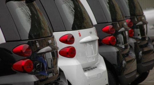 Elektrosmart im Flotteneinsatz (Foto)