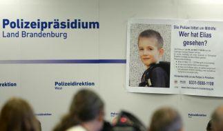 Elias aus Potsdam seit einer Woche verschwunden (Foto)