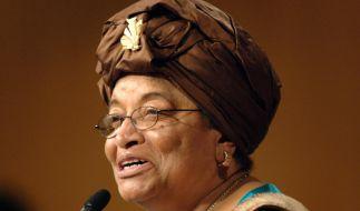 Ellen Johnson Sirleaf (Foto)