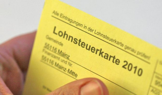 ELStAM verzögert sich: Freibeträge kontrollieren (Foto)