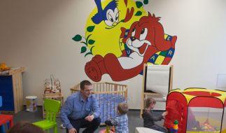 Eltern-Kind-Büro (Foto)