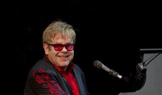 Elton John rockt Wetzlar (Foto)