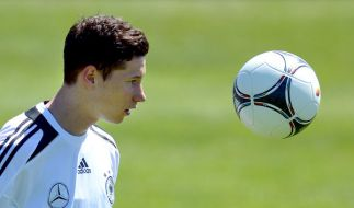 EM 2012: Draxler bekommt gegen Schweiz seine Chance (Foto)