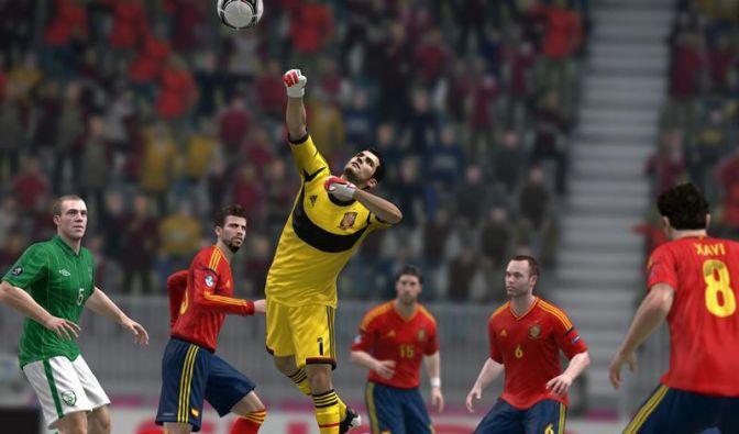 EM-Erweiterung für «FIFA 12» als Download-Version (Foto)