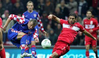 EM-Quali: Kroatien schlägt Türkei - Portugal remis (Foto)