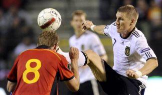EM-Qualifikationsspiel: Belgien - Deutschland (Foto)