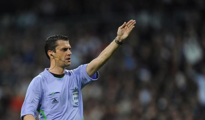 EM-Referee Kassai kann Torklau «kaum ertragen» (Foto)