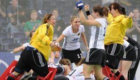 EM-Titel für Hockey-Damen und Herren (Foto)
