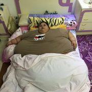 Nach OP-Marathon! Die dickste Frau der Welt darf nach Hause (Foto)