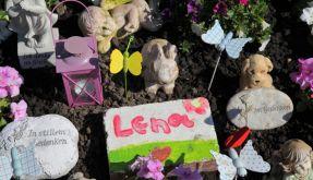 Emden gedenkt der toten Lena (Foto)