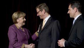 Empfang zum 50. Geburtstag von Aussenminister Westerwelle (Foto)