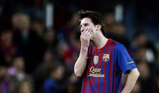 Ende der Barça-Ära - Messi scheitert an Chelsea-Fluch (Foto)