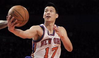 Ende der «Lin-Sanity»: Basketballer geht - NYC weint (Foto)