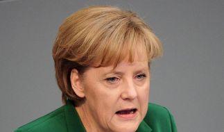 Endet Angela Merkels Macht am Rhein? Bundeskanzlerin Angela Merkel (CDU). (Foto)