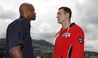 Endlich ein Gegner von Format: Tony Thompson ist den Klitschkos zumindest physisch nicht unterlegen. (Foto)