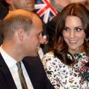 Schwanger mit Zwillingen? Herzogin Kates Babybauch sorgt für Gerüchte (Foto)