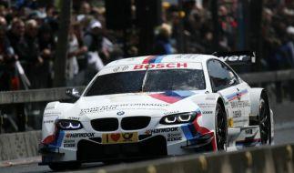 Endlich wieder zu dritt: BMW soll die DTM beleben (Foto)