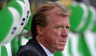 Endspiel für Steve McClaren (Foto)
