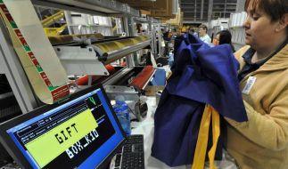 Endspurt und Online-Boom retten Weihnachtsgeschäft (Foto)