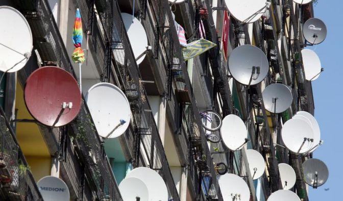 Endspurt vor der Abschaltung des analogen Sat-TV (Foto)