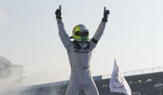 Engländer Green fährt auch 2012 für Mercedes in der DTM (Foto)