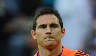 England ohne Lampard zur EM - Henderson als Ersatz (Foto)