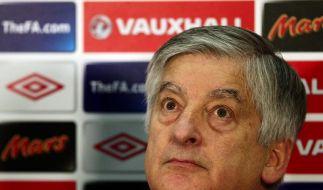 Englischer Verband will mit Hodgson sprechen (Foto)
