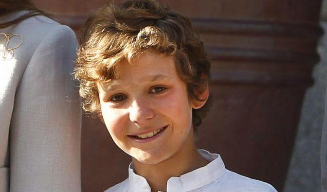 Enkel des spanischen Königs schießt sich in den Fuß (Foto)