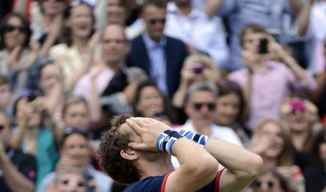 Entfesselter Murray holt Olympia-Gold gegen Federer (Foto)