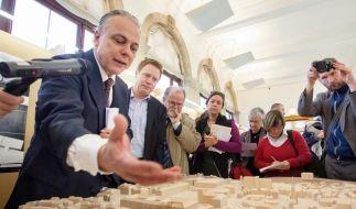 Entscheidung zu Bauhaus-Museum vertagt (Foto)