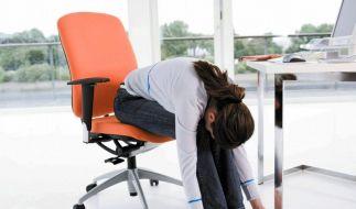 Entspannt im Job mit Tagesplan und Pausen (Foto)