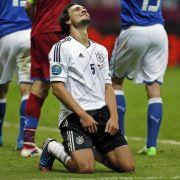 Enttäuschter Verlierer: Mats Hummels.