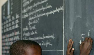 Entwicklungshilfe (Foto)