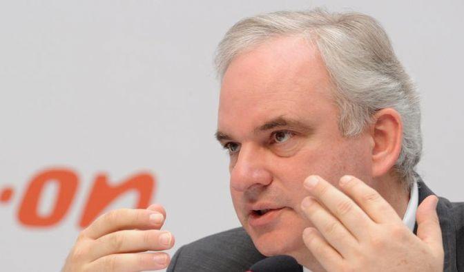 Eon-Chef Teyssen räumt strategische Fehler ein (Foto)