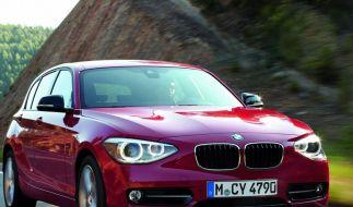 1er BMW ab 23 850 Euro (Foto)