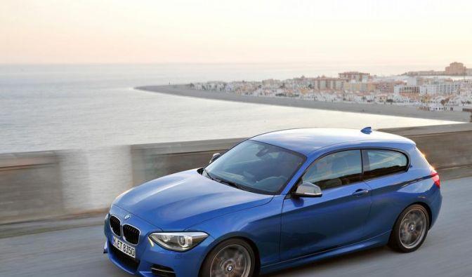 1er BMW ab September als Dreitürer und mit 320-PS-Motor (Foto)