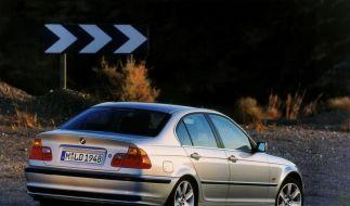 3er BMW als Gebrauchter (Foto)