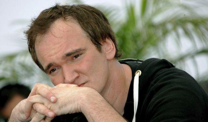 Er gilt als Mister Übercool des Kinos: Quentin Tarantino. (Foto)