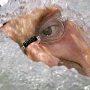 Er schielte nach Gold und schwamm zu Silber: 10-Kilometer-Schwimmer Thomas Lurz.