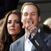 Er hat allen Grund zum Feixen: Am 21. Juni 2012 wird Prinz William Arthur Philip Louis 30 Jahre alt.