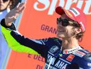 Er ist der Star der MotoGP-Szene: Valentino Rossi. Der Italiener hat neun Weltmeistertitel eingefahren, sieben davon in der Königsklasse. (Foto)