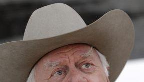 Er war Vorbild für zahlreiche Serienfieslinge: Larry Hagman alias J. R. Ewing. (Foto)