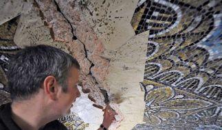 Erdbeben Aachener Dom (Foto)