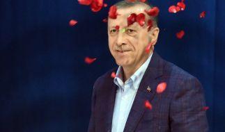 Erdogan wurde für den Friedensnobelpreis vorgeschlagen. (Foto)