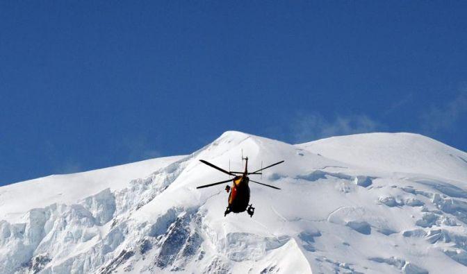 Erfahrung ist ein Muss - Sicherheitstipps für Bergsteiger (Foto)