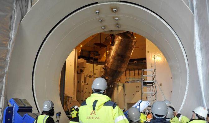 Erfolg für Siemens im Streit mit Areva (Foto)