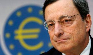 Erhitzt die Gemüter: Der Präsident der Europäischen Zentralbank (EZB), Mario Draghi. (Foto)