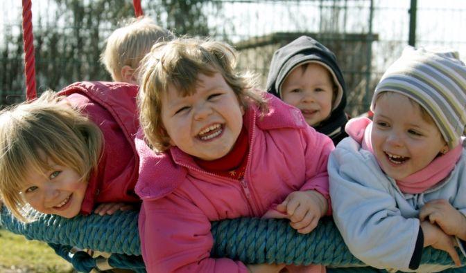 Erhöhung des Kindergeldes (Foto)