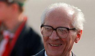 Erich Honecker war alles andere als ein Langweiler. (Foto)